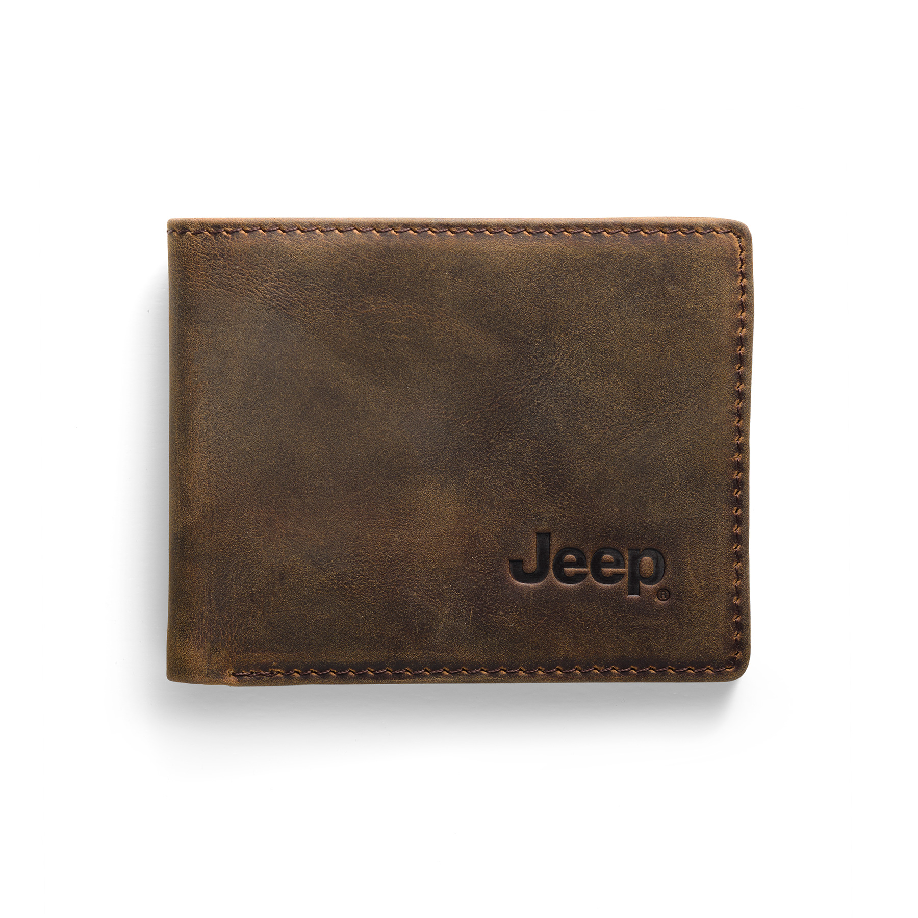 Fca Catalogue Jeep Leather Wallet