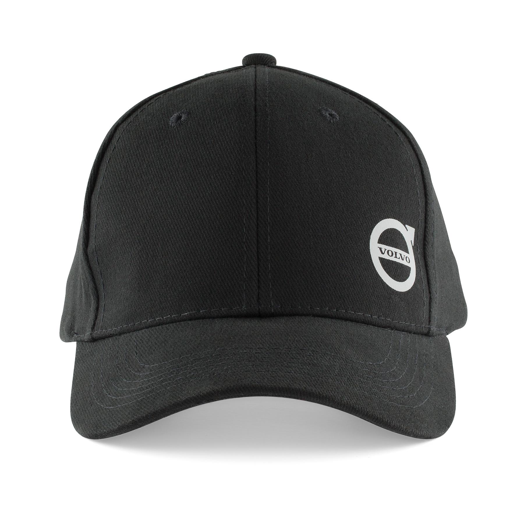 Volvo Car Lifestyle Collection Shop Black Cap