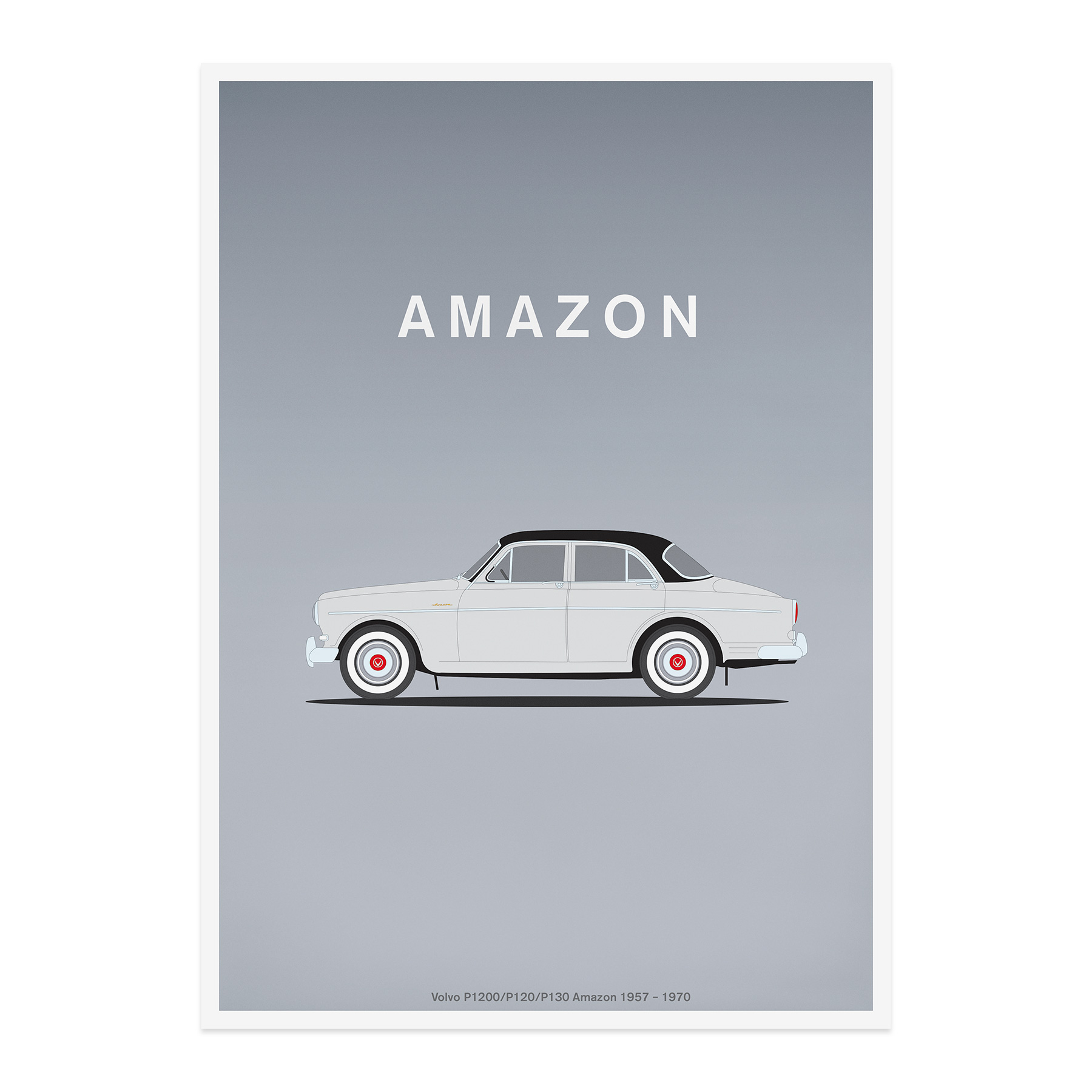 Volvo Car Lifestyle Collection Shop Poster Amazon