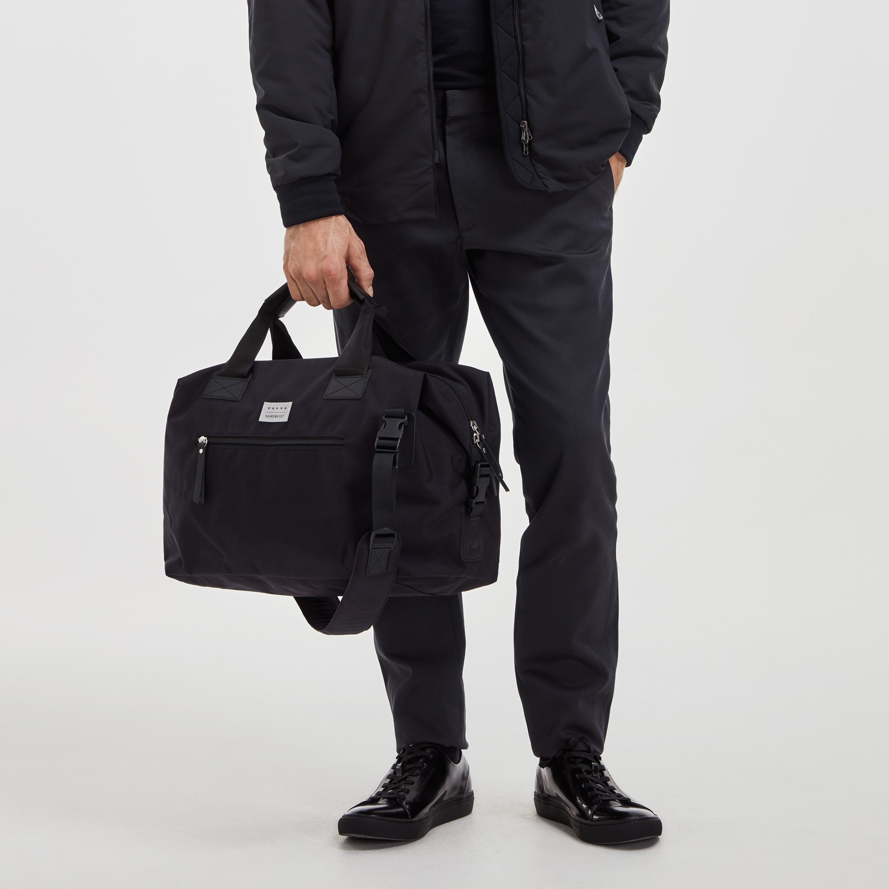 Volvo Car Lifestyle Collection Shop Cordura Weekend Bag