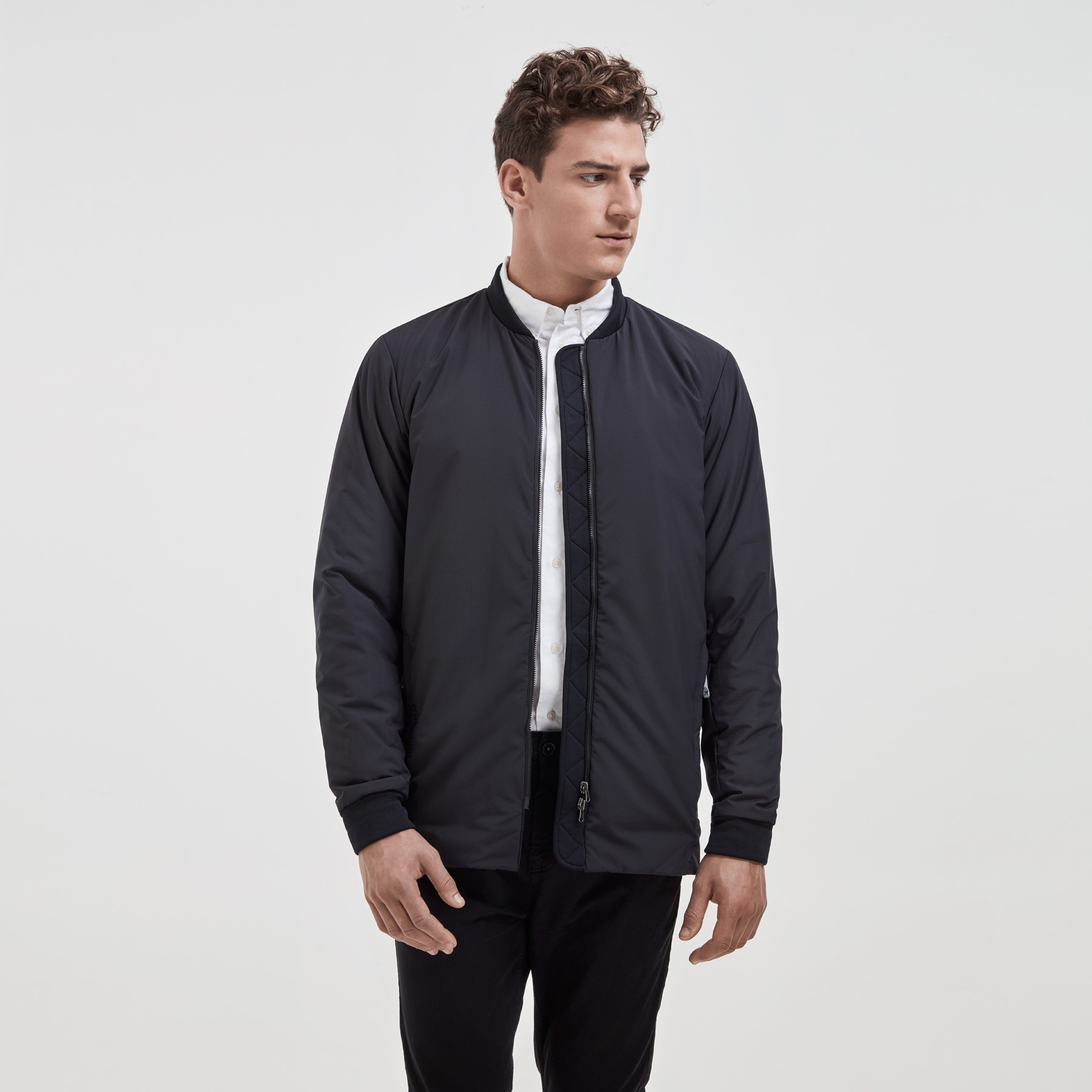 Volvo Car Lifestyle Collection Shop Men S Pitch Jacket